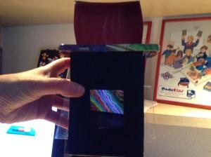 Hologram maken