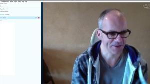 Skype Interview Erno