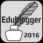 Edublogger 2016
