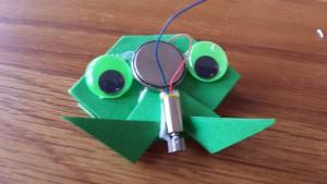 Kikker robot