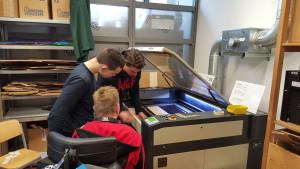 Jonge makers