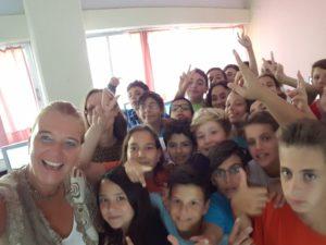 Griekenland school1